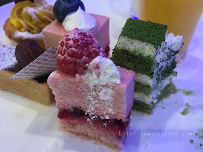 杉乃井ホテル シーダパレス デザート 食べ放題 ブログ  IMG 5988