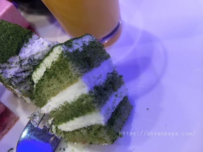 杉乃井ホテル シーダパレス デザート 食べ放題 ブログ  IMG 5985