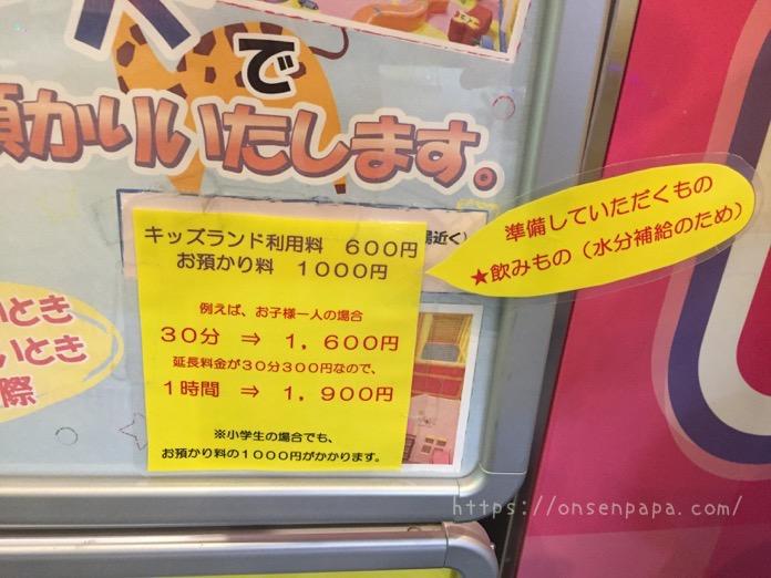 杉乃井ホテル キッズランド  IMG 6136