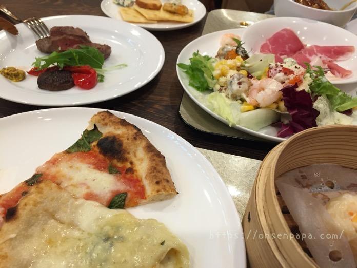 杉乃井ホテル シーダパレス バイキング ブログ  IMG 5899