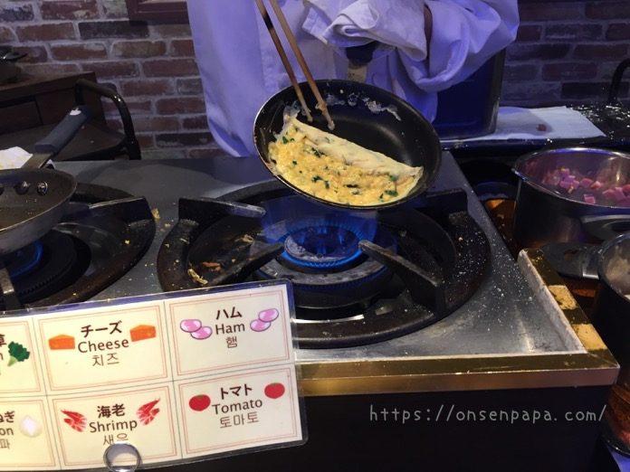 杉乃井ホテル「シーダパレス」のバイキングは朝食もスゴかった!