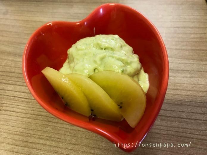 冷凍バナナ アイス レシピ IMG 5655