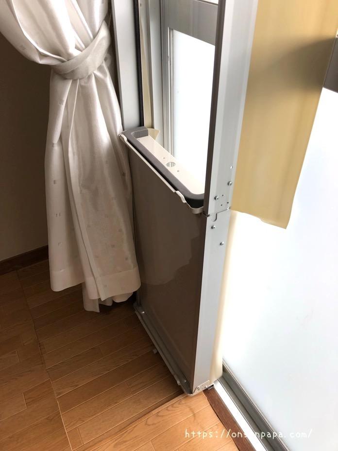 窓用エアコン ハイアール IMG 4752