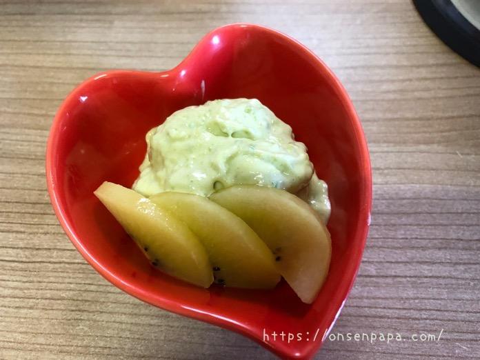 冷凍バナナ アイス レシピ IMG 5653