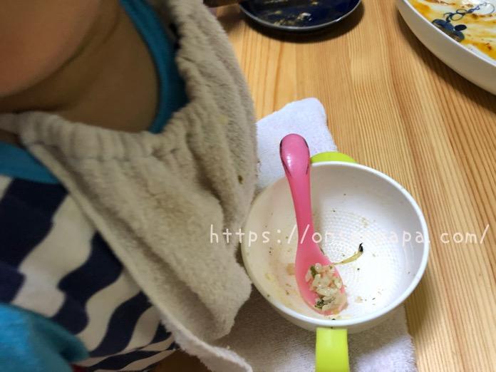 ピーマン 幼児 レシピ  IMG 8273