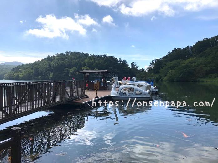別府 志高湖 ボート 料金  IMG 4844