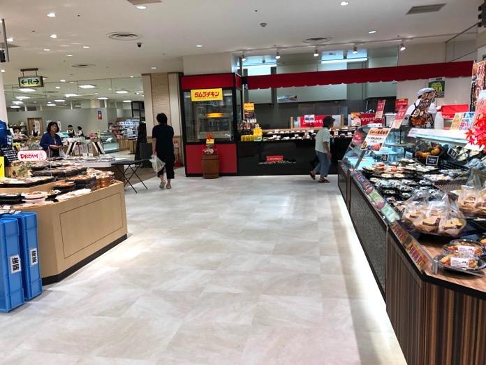 別府 トキハ 食品売場 IMG 6045