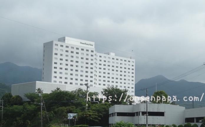Hotel  Resorts BEPPUWANからハーモニーランド アクセス方法 車   DSC01675
