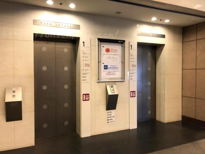 アンパンマン ミュージアム エレベーター    IMG 9139