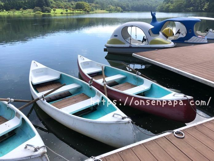 別府 志高湖 ボート 料金  IMG 4854