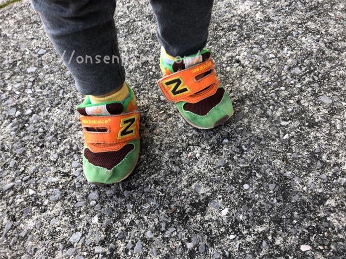 子供靴 アシックス ニューバランス IMG 9885
