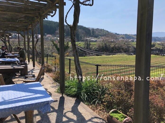 原尻の滝 ランチ ブログ IMG 2838