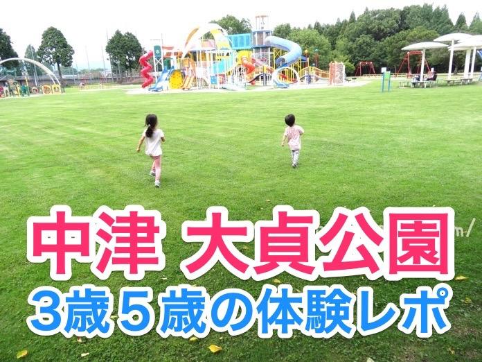 中津 大貞公園 何歳から 2