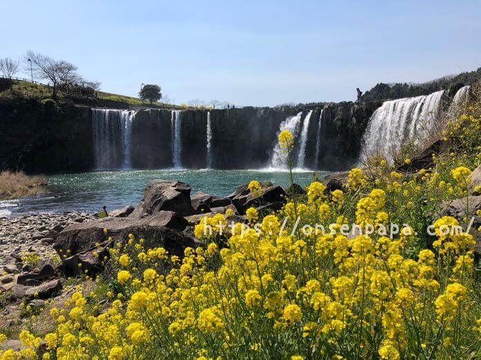 大分 原尻の滝 ブログ IMG
