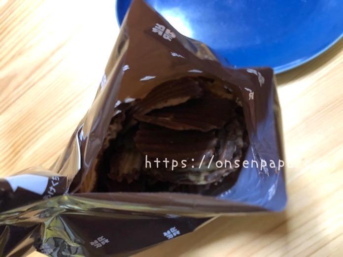 ポテトチップチョコレート ロイズ カロリー IMG 1288