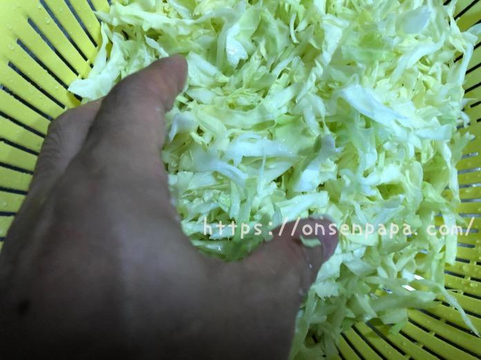 キャベツダイエット レシピ IMG 2415