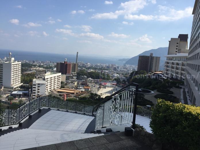杉乃井ホテル 結婚式 費用  IMG 2329