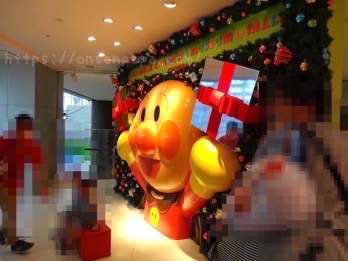 アンパンマン ミュージアム 福岡 混雑状況 DSC03932