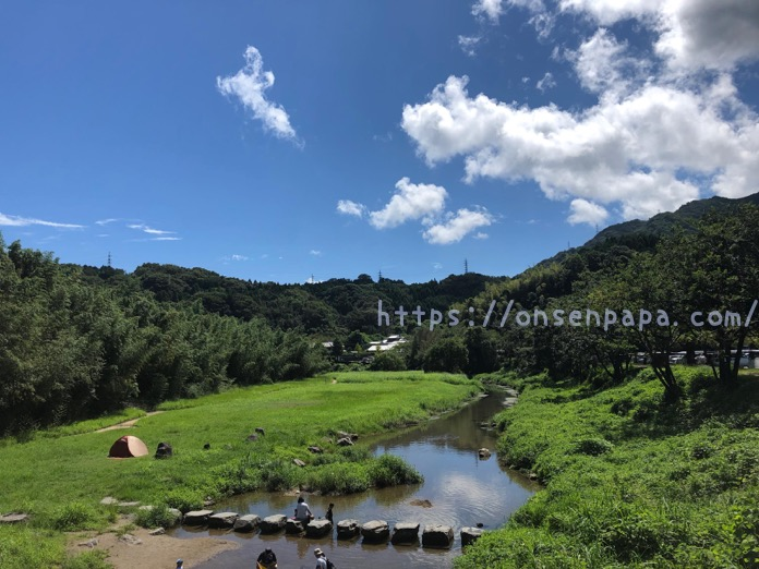 七瀬川自然公園 3歳 子連れ  IMG 5088