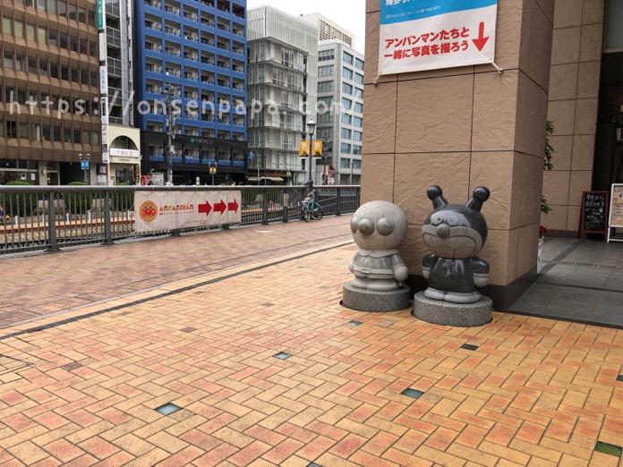 福岡  アンパンマンミュージアム エレベーター    IMG 8912