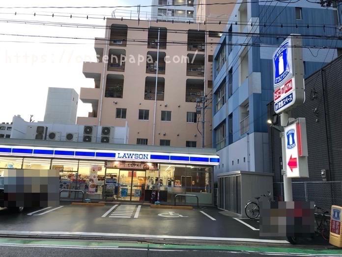 福岡 AXIS博多 コンビニ  IMG 9092