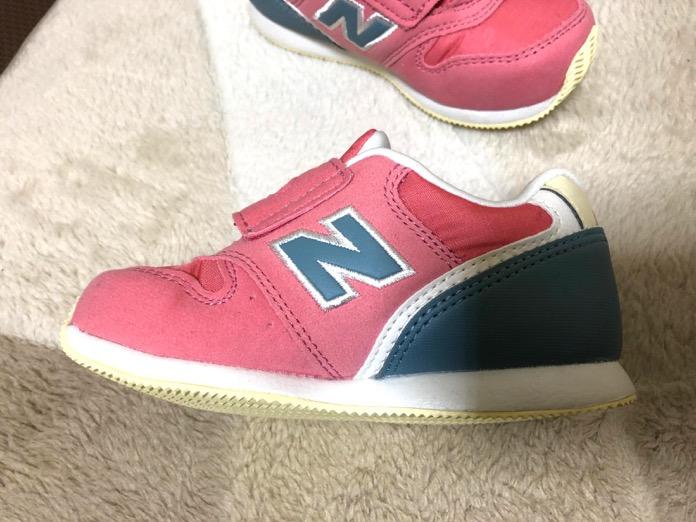子供靴 アシックス ニューバランス IMG 7140