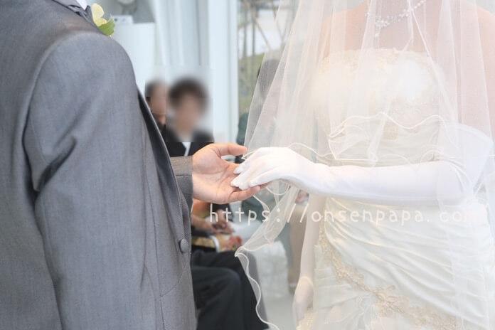 結婚指輪 結婚式に間に合わない sg 163