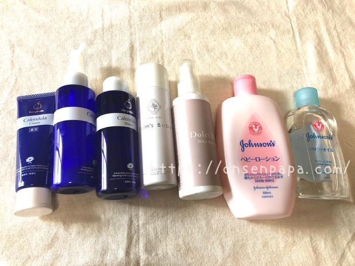 赤ちゃん 肌荒れ 保湿剤 IMG 9832