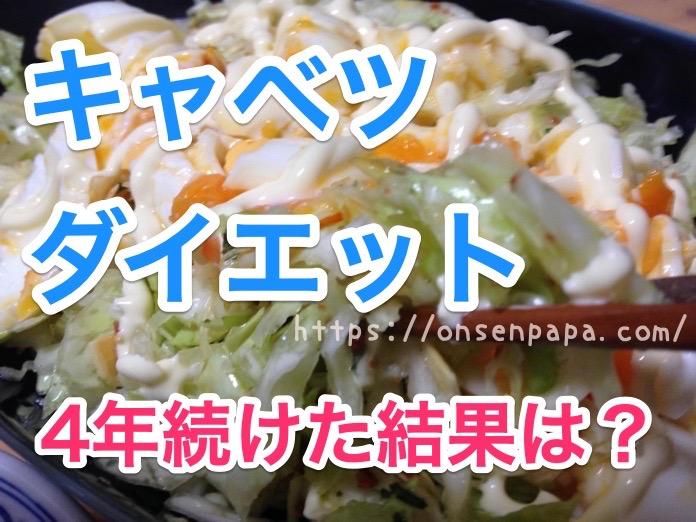 キャベツダイエット レシピ IMG 0108 2