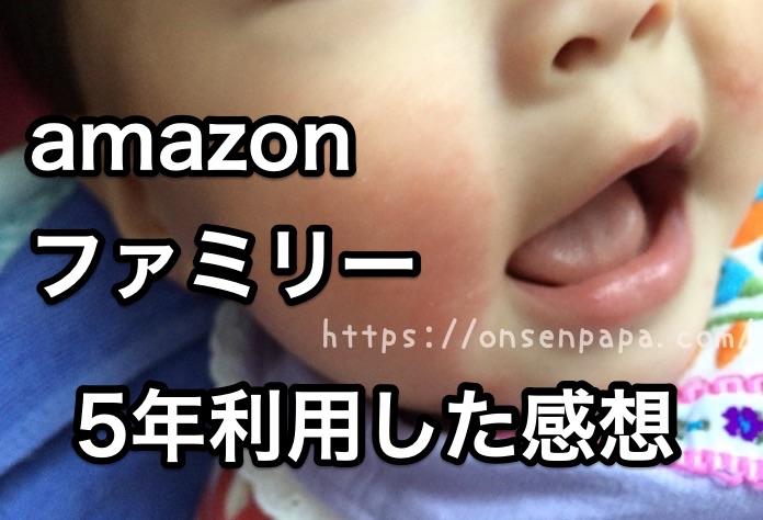 Amazon ファミリー 感想 IMG 1609 2