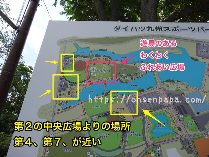 中津 大貞公園 駐車場 DSC02776