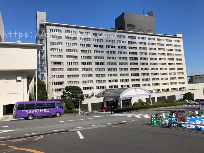 ハーモニーランド ホテル おすすめ IMG 1410