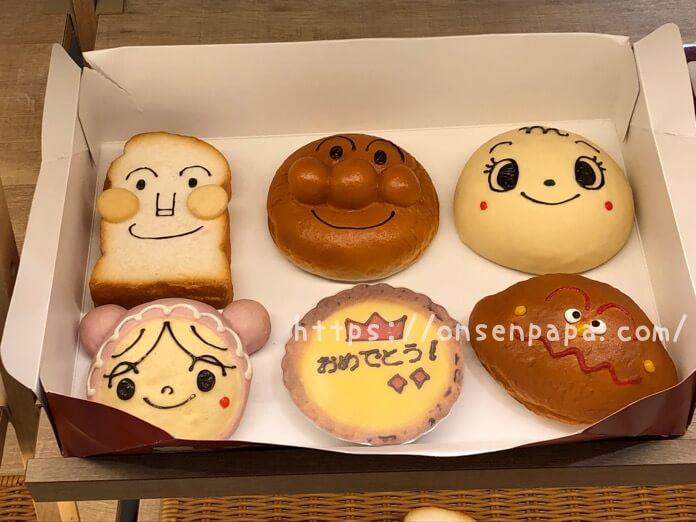 福岡 アンパンマンミュージアム 食事 IMG 3685