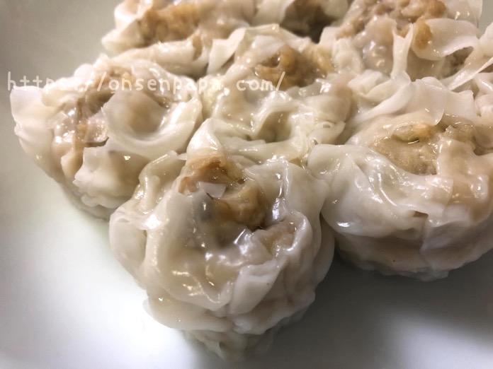 冷凍焼売 レンジ 蒸し方 IMG 8098