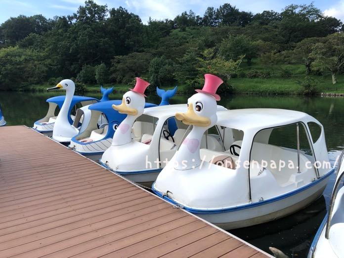 別府 志高湖 ボート 料金  IMG 4852